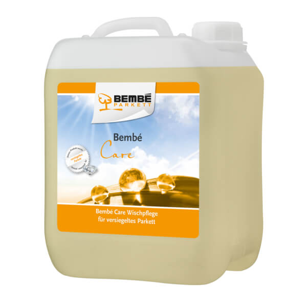 Bembé Wischpflege für versiegeltes Parkett