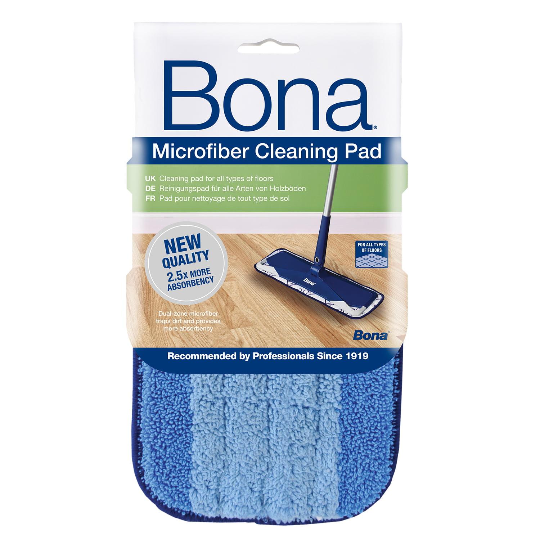 Bona Reinigungspad für Fußböden und Parkettböden