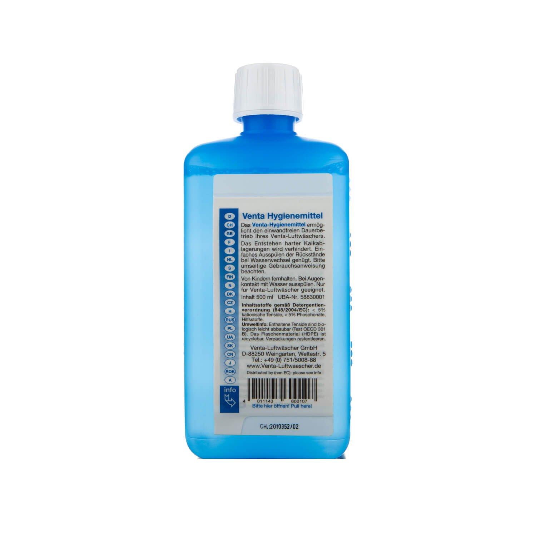 Hygienemittel für Luftwäscher