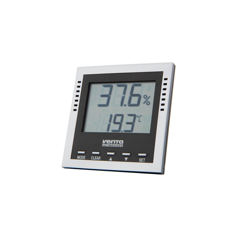 Hygrometer Thermometer Temperatur und Luftfeuchte